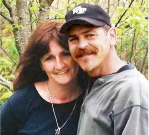 Sandie and Robbie Beal