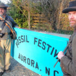Confederate re-enactment highlight of 20th Fossil Festival