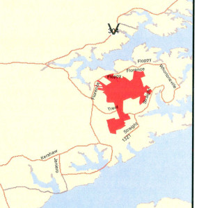 The Atlas Tract is 4,658 acres.