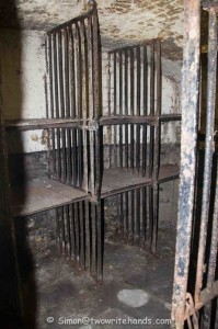 The ancient remains of a Debtors Prison