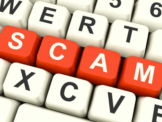 Online marketplace ripe for scams