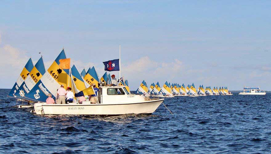 2014 Sunfish World Championship goes to Argentina sailor