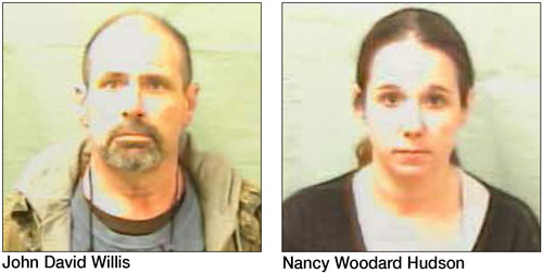 Search warrant yields two arrests - The County Compass