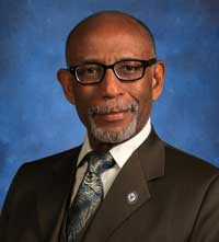 Louisiana State Senator Elbert Guillory