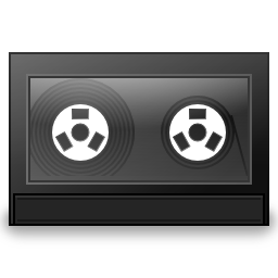 Devices-media-tape-icon