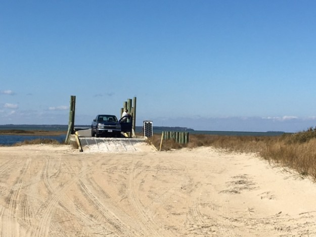 This part of the National Seashore is Remote, with a capital R.