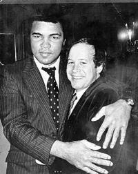 Muhammad Ali and Richard Hirschfeld were good friends.