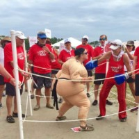Dragon Boat races rock at River Dunes