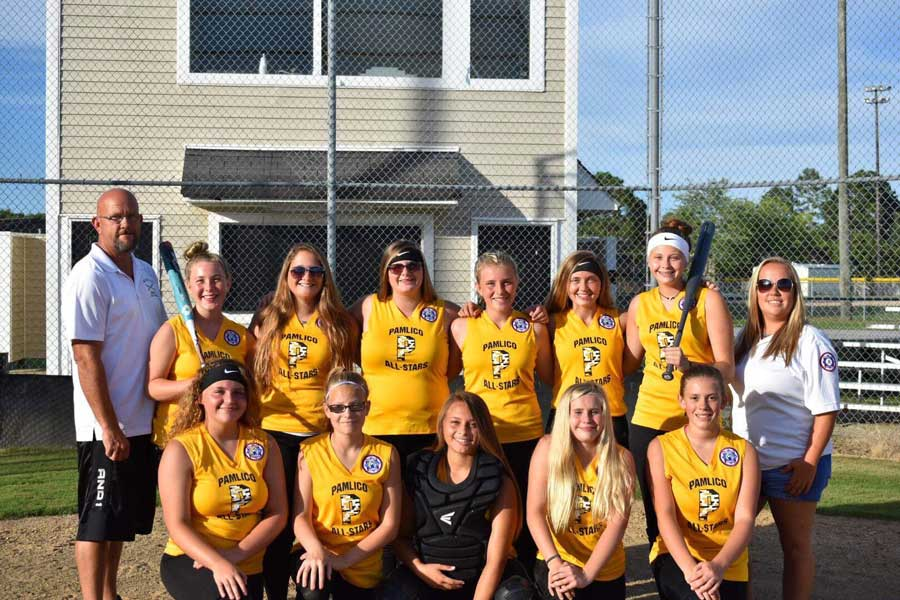 Softball squad bound for Babe Ruth World Series - The County Compass