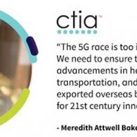 Part seven in a series: Congressional testimony: 5G on fast track!
