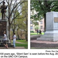 Fate of 'Silent Sam' yet to be decided