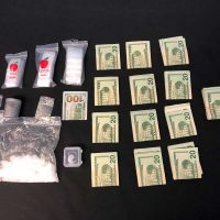 Investigation and traffic stop leads to drug bust