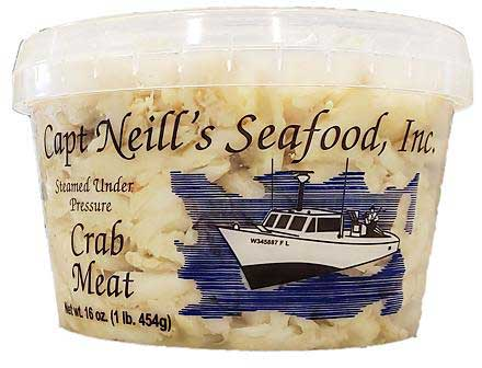 Crab meat valued at more than $4 million falsely labeled