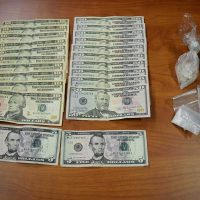 Shots fired in Monday's high speed drug chase
