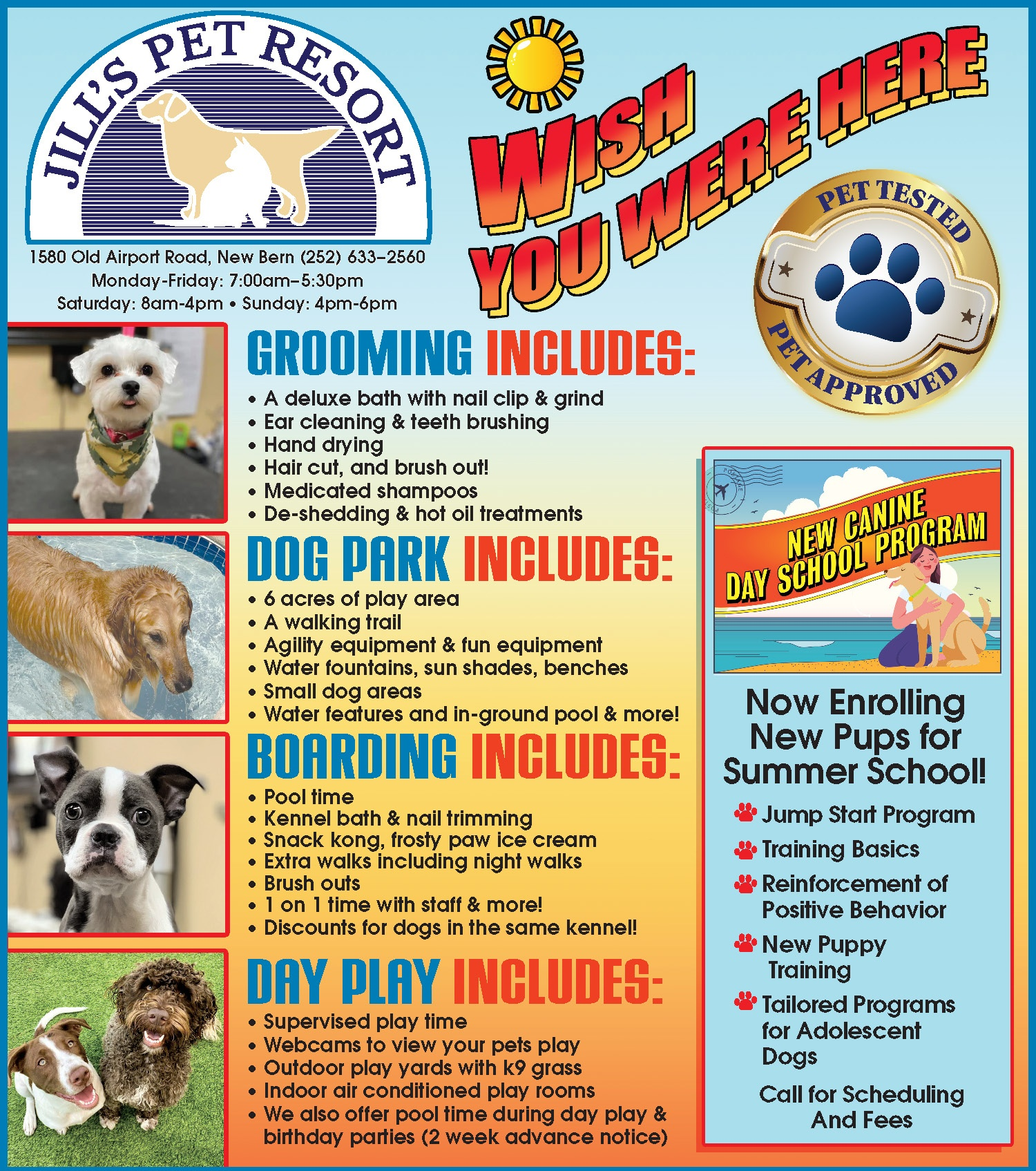 07-30-2020 Jill's Pet Resort Full Page Color Taberna