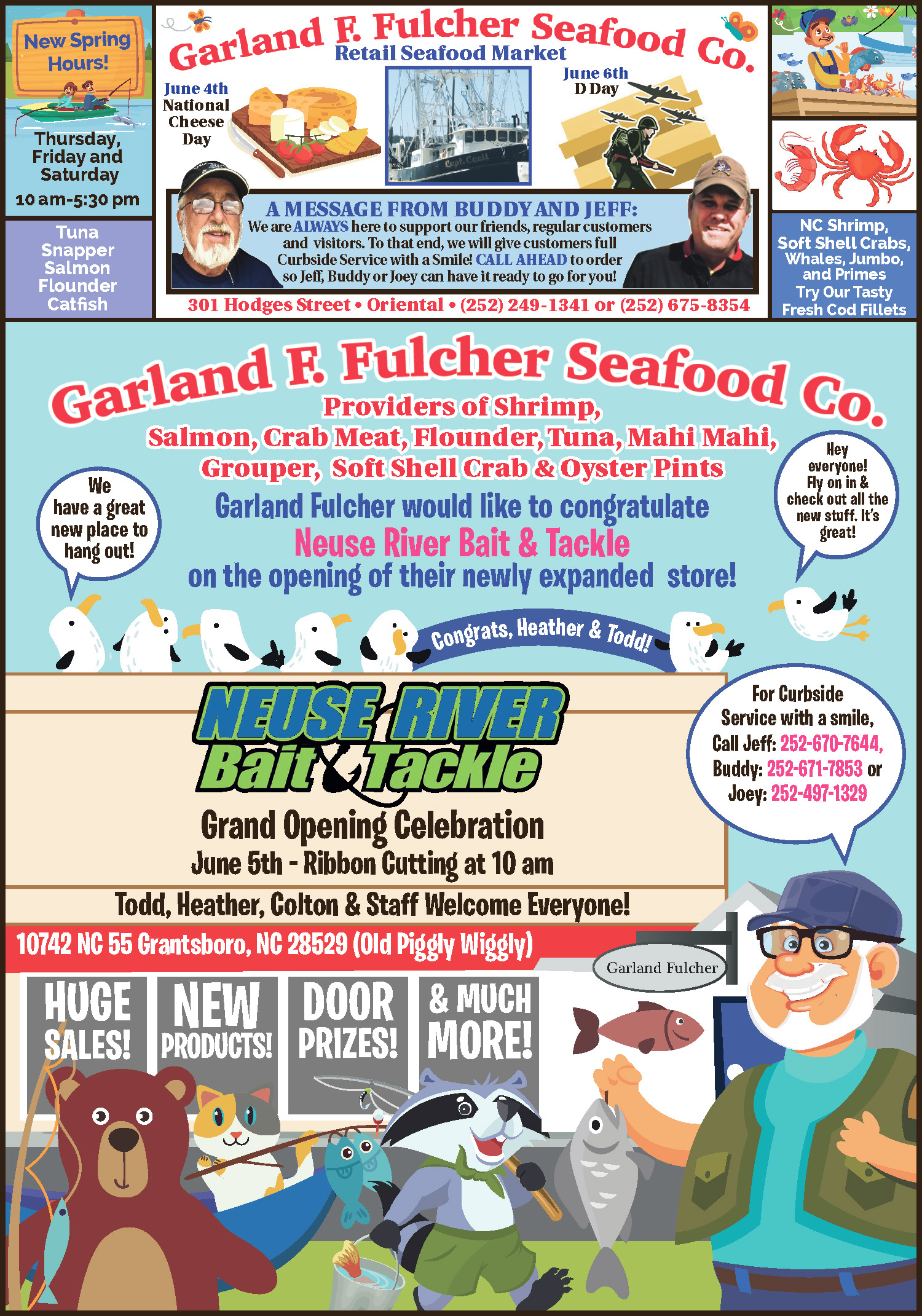06-03-2021 Garland Fulcher Full Page Color