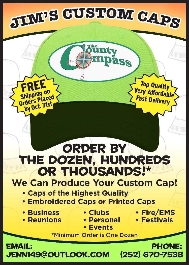 09-30-2021 Jims Custom Caps Vert Color