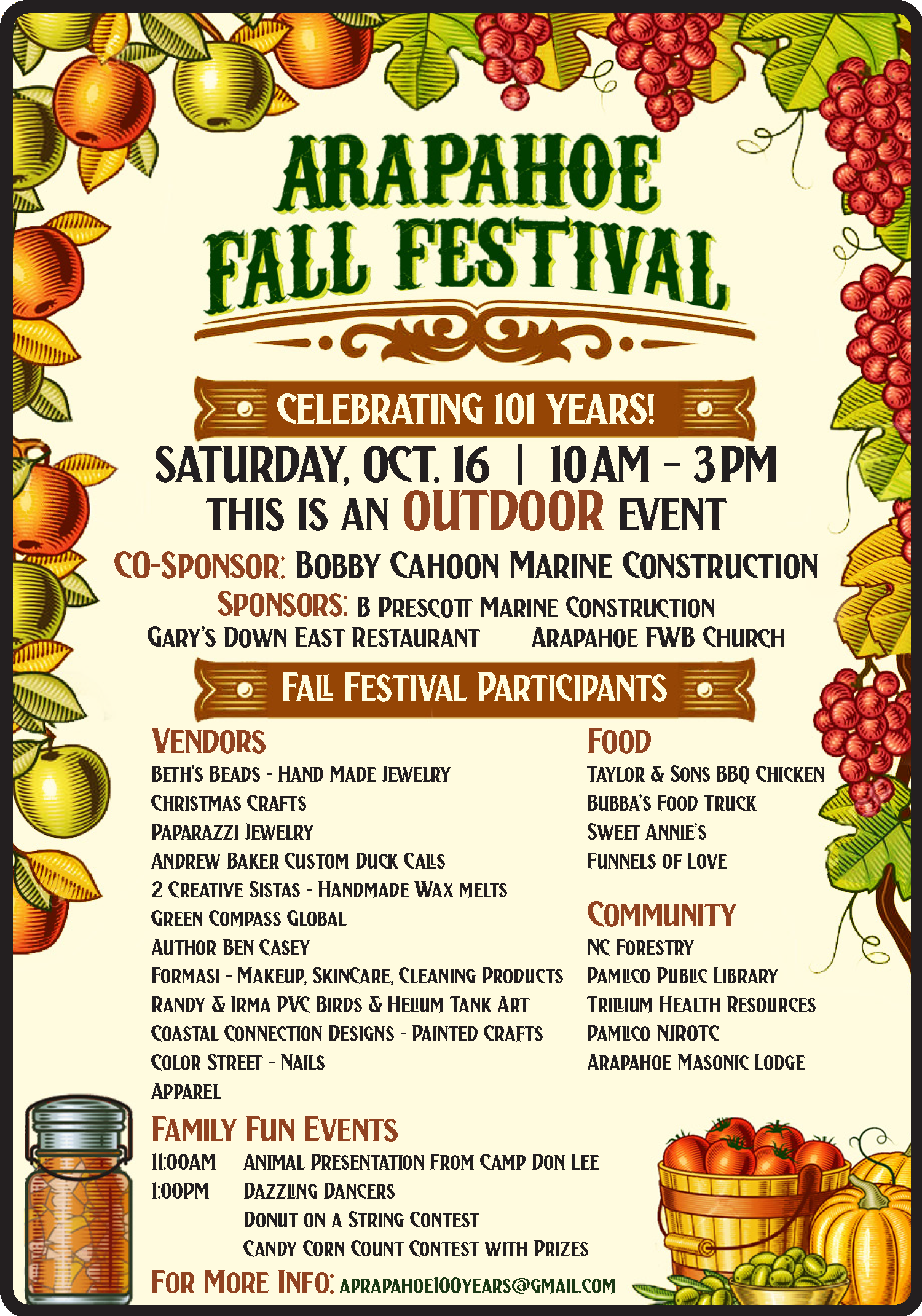 10-14-2021 Arapahoe Fall Festival Full Page Color